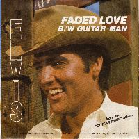 Cover Elvis Presley - Faded Love [1981]